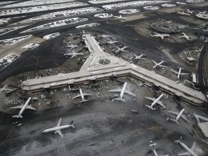 Drone sighting grounds flights at Newark Liberty International Airport