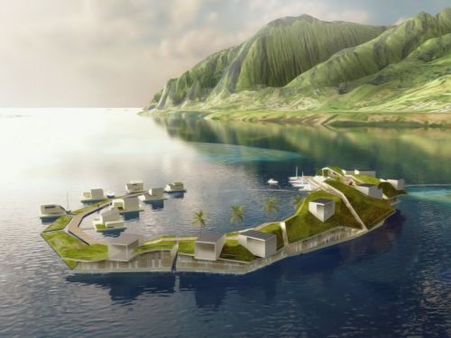 Peter Thiel's dream of a floating libertarian utopia may have finally been killed