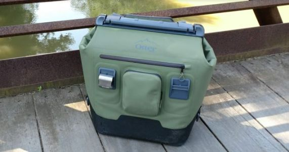 Break Backcountry Beverage Barriers with Otter'sBackpack Soft Cooler