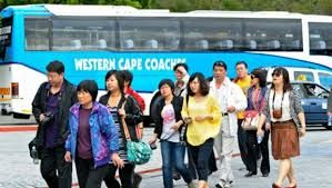 Chinese tourist arrivals declines in South Africa