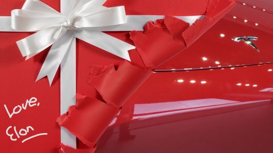 Tesla In Your Stocking? Santa Musk Wants To Make It So