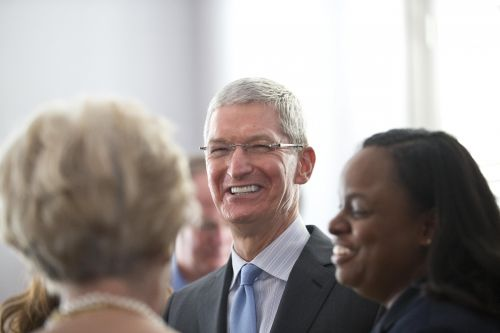 Tim Cook's 'not even a quarter baked' justification for Apple's $100 billion stock buybacks has baffled some economists