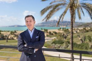 Giacomo Battafarano named as new General Manager of Verdura Resort
