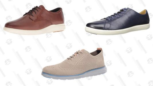 Step Into a New Pair of Cole Haan Shoes, Now on Sale For Prime Day