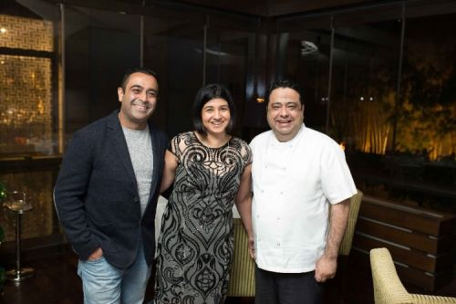 A Recipe for Success Masters of Modern Indian cuisine from India team up at Sidart