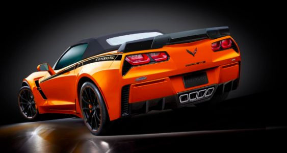 The 2019 Yenko Corvette Is A 1000 HP Tire-Scorcher Available At Your Local Chevy Dealer