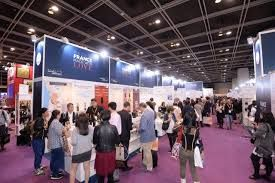Hong Kong Wine & Spirits Fair became a popular hub for Chinese tourists