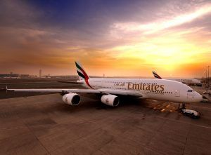 Emirates Adds Additional A380 Service Between Johannesburg and Dubai