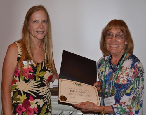 Diamond and Platinum Awards Presented During June Charter Chapter Luncheon Amidst a Tour of Eastern Europe