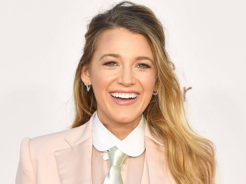 Someone criticized Blake Lively for wearing too many pantsuits - and she was quick to call out the 'double standard'
