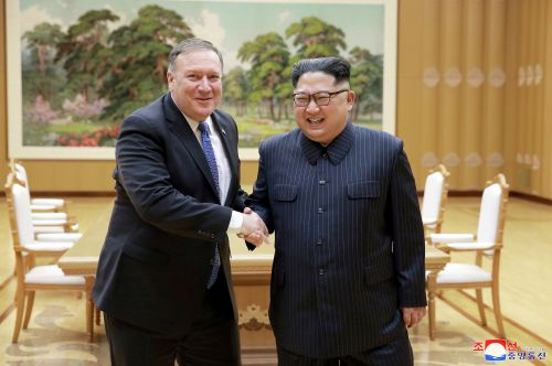 Pompeo fires back at North Korea, says sanctions stay until 'complete' denuclearization