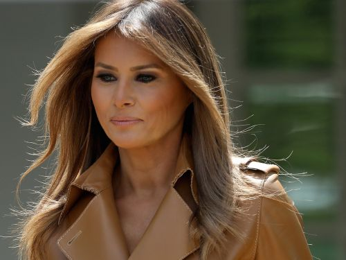 Melania Trump says US should 'govern with heart' when it comes to migrant children