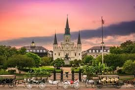 The tourism of Louisiana ascends