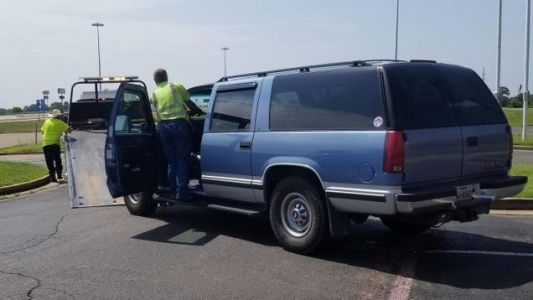 """Our 1996 Chevrolet Suburban Got In One Last """"Screw You"""""""