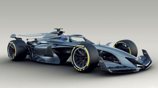 2021 Formula One Regulations Aim For Massive Reduction In Dirty Air Performance Impact