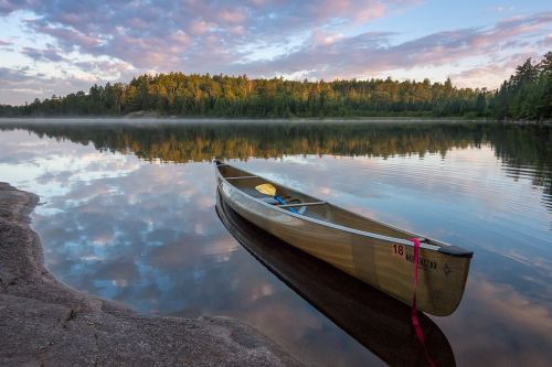 Boundary Waters Canoe Area: Paddling Into The Wild