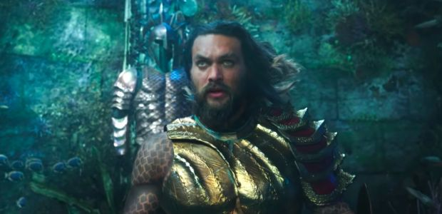 'Aquaman' is finally getting his own movie in December with 'Game of Thrones' star Jason Momoa - here's the first trailer