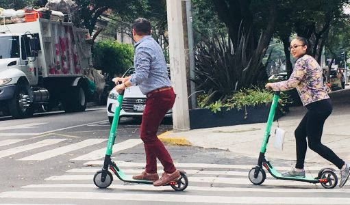 E-Scooters Could be a Last-Mile Solution for Everyone