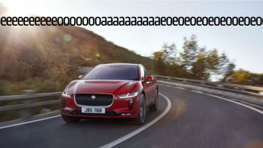 The Fake Sounds Produced By The Jaguar I-Pace Make Me Weep For The Future
