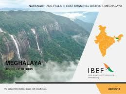 Meghalaya can earn more revenue from tourism than coal