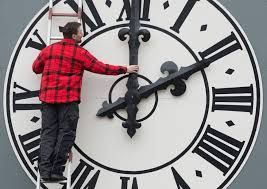 Which way does the clock go - European Commission proposal