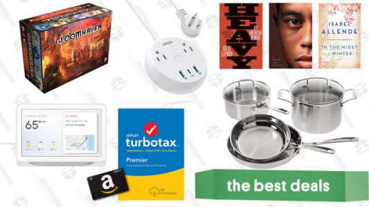 Friday's Best Deals: Amazon Digital Day, TurboTax, Separatec Men's Underwear, and More