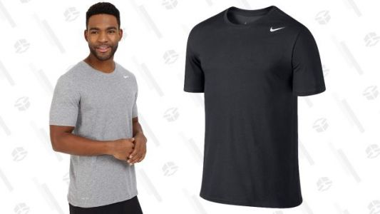 Nike Dri-FIT Tees Are Just $15 at Amazon, If You Hurry