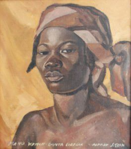 African Art in Connecticut