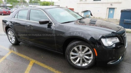 Canada Needs To Unload Hundreds of Nearly New Chrysler 300s and Chevy Suburbans