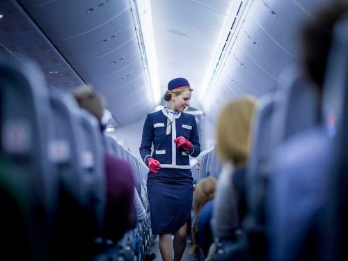 A new study finds that US flight attendants have a higher risk of cancer than the general population