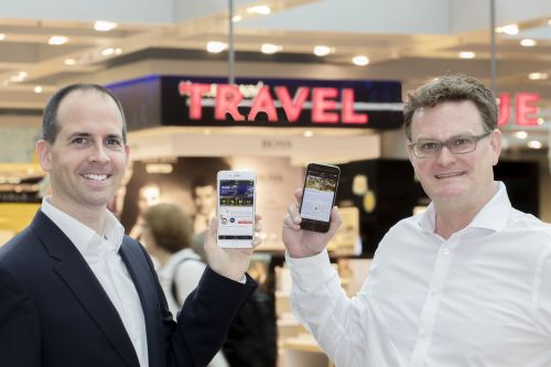 Hamburg Airport launches cooperation with FLIO global airport app