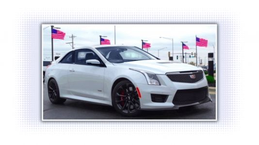 How This Shop Turns Cadillac ATS-V Coupes Into $102,500 Convertibles