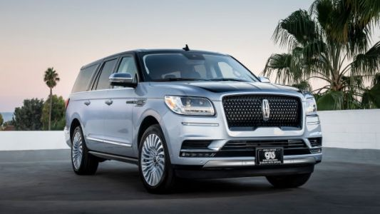 The Jay Leno-Inspired Lincoln Navigator Weirdly Has No Denim Anywhere