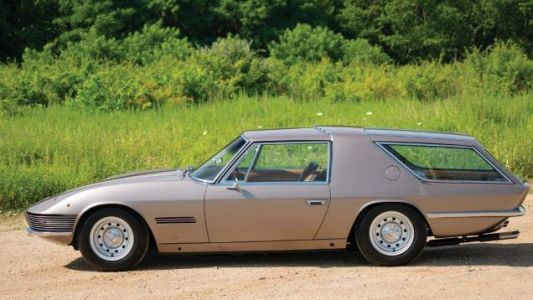 This One-off Coachbuilt Ferrari Shooting Brake Should Be Your Next Family Car
