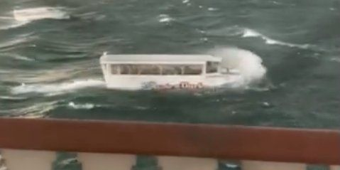 Duck boat that capsized in Missouri, killing 17, faced 2 mechanical failures in the last six years