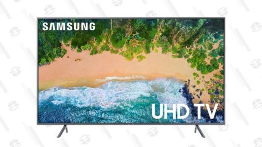 This Discounted Samsung TV Includes $20 In VUDU Credit