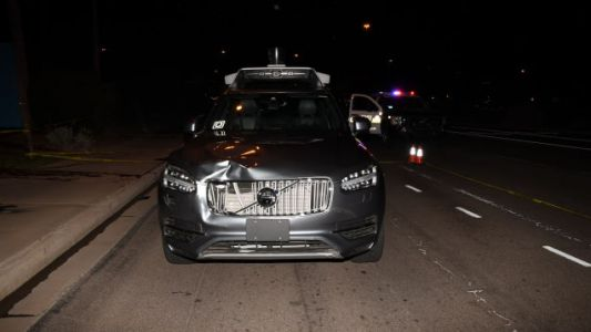 Uber Driver in Fatal Tempe Crash May Have Been WatchingThe VoiceBehind the Wheel