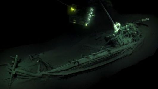 Researchers Have Discovered the World's Oldest Intact Shipwreck in the Black Sea