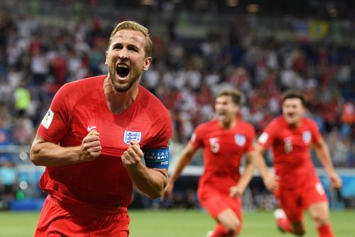 Harry Kane could score more goals than Ronaldo and Messi combined if he hits nets against Colombia