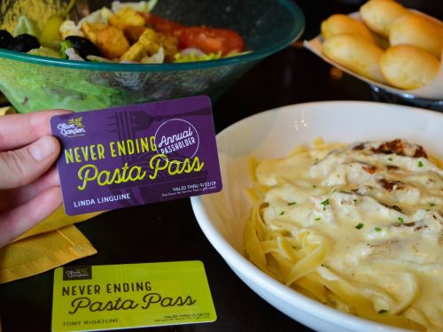 Everything you need to know about Olive Garden's pasta pass - including where it's used most