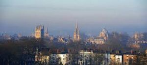 Visitors to Oxfordshire are improving the economy by £2.17 billion