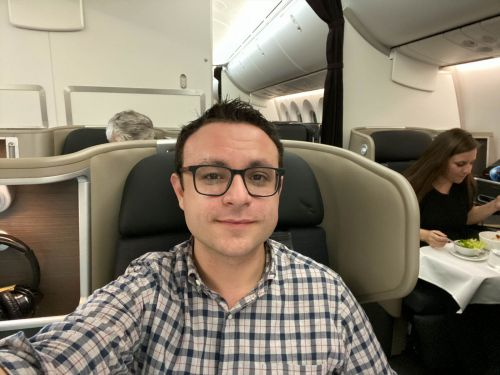 I flew on Qantas' 'Project Sunrise,' a nonstop flight from New York to Sydney, Australia, which took almost 20 hours and covered nearly 10,000 miles - here's what it was like