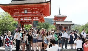 Japan taking necessary measures to protect tourism hot spots from natural disaster