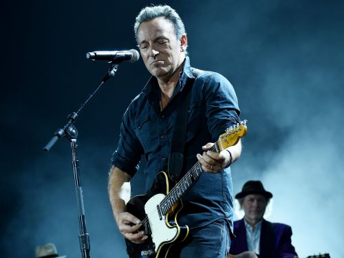 Bruce Springsteen's one-man Broadway show is coming to Netflix this year