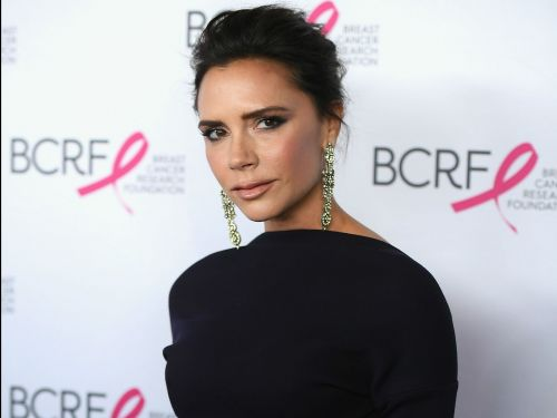 "Victoria Beckham dancing to ""Spice Up Your Life"" is a perfect afternoon treat"