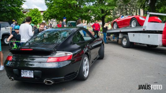 One Little Brooklyn Car Show Drew Some Of The World's Nicest Cars