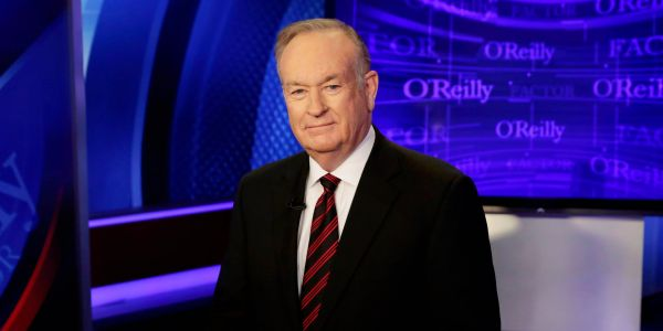 Bill O'Reilly boasted about his Irish heritage to argue white privilege doesn't apply to him - and Irish people are having none of it