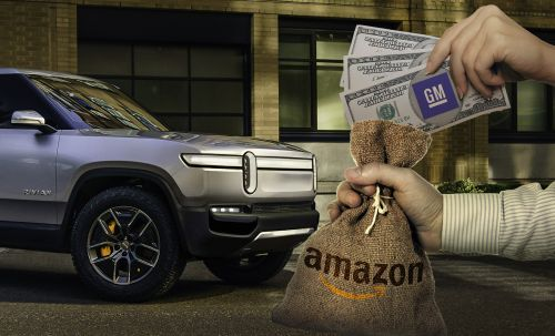 Are Amazon, GM About To Invest Serious Money In Rivian? Here's Why It's Not Far-F