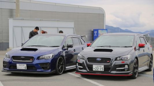 Yes, America Really Needs the Subaru Levorg STI Sport