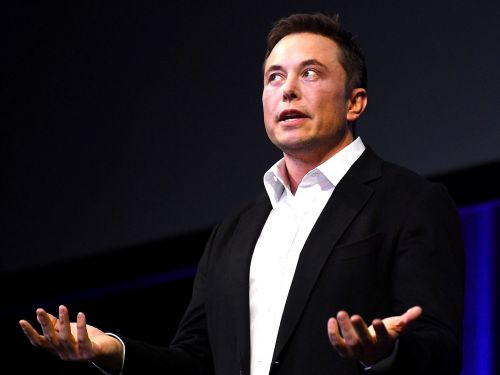 Elon Musk went on a weird tweet storm about a snail - and it's a reference to how quickly he'll tunnel under LA